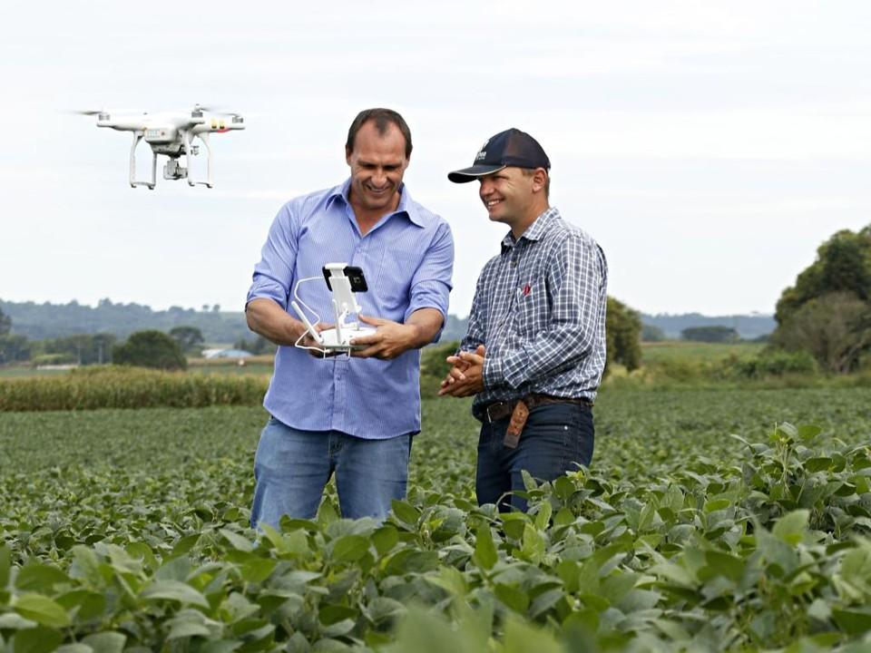 Drones Lavoura