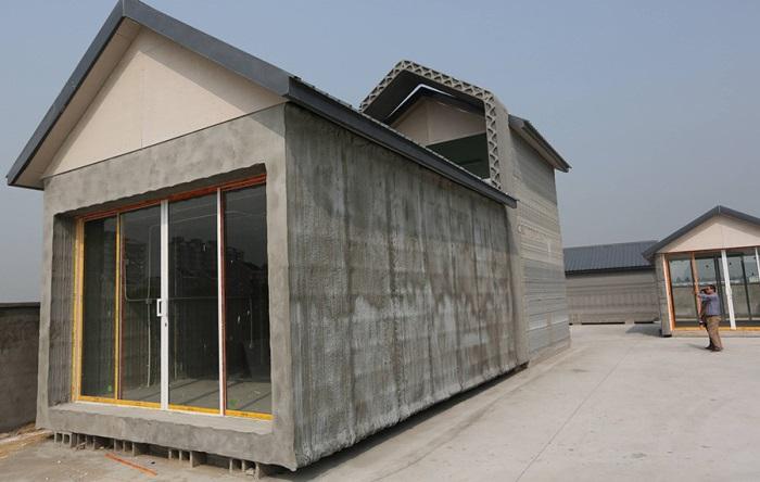 A expectativa é de que cada uma das residências seja construída com menos de cinco mil dólares. | Foto: Divulgação